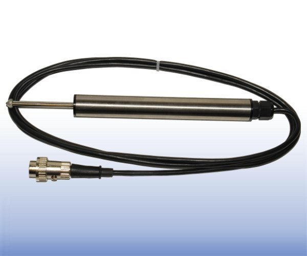 VJT0272 - 50mm LSCT Displacement Transducer & DIN Plug