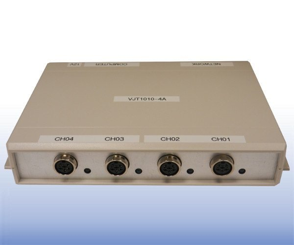 4-Channel Analogue Junction box for PC Interface
