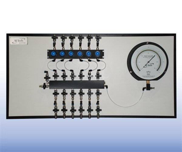 Air Water Distribution Panel (6-Way)