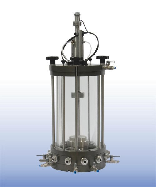 VJT0450-DYN-BR - Dynamic Triaxial Cell (150 mm (6