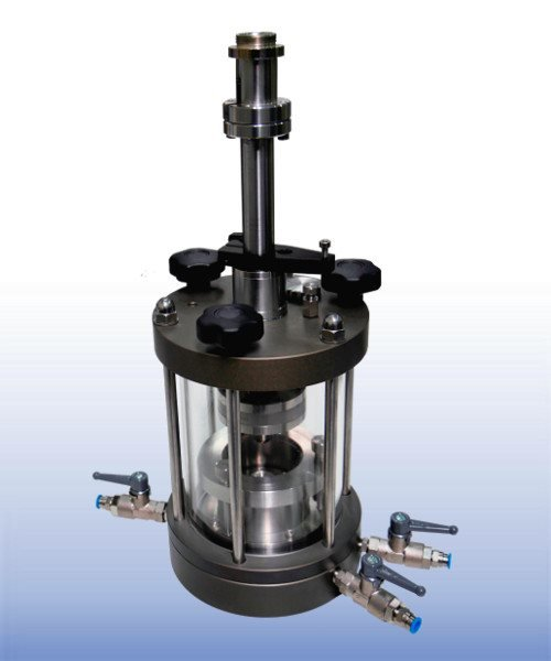 "Multi-Purpose Consolidation Cell (MPCC) (Samples up to 70 mm 2.75"")"